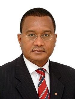 Aristides Reimundo Lima - Juiz Conselheiro do Tribunal Constitucional