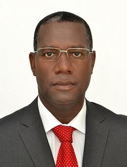 João Pinto Semedo - Presidente doTribunal Constitucional de Cabo Verde