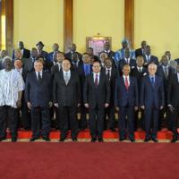 09-03-18-PRESIDENTES DOS TRIBUNAIS CONSTITUCIONAIS E SUPREMOS TRIBUNAIS AFRICANOS