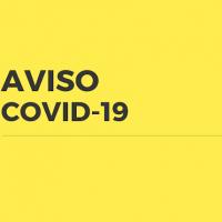 Aviso - COVID-19